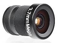 Obiektyw megapikselowy MINI 3.7mm (2Mpx) - 1