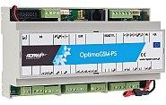 Centrala alarmowa OptimaGSM-PS-D9M z zasilaczem