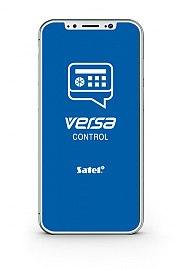Aplikacja VERSA CONTROL do sterowania systemem alarmowym