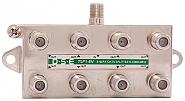Rozgałęźnik CATV 1x8 DSE TSP1-8V - 1