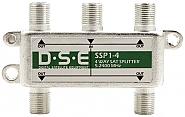 Rozgałęźnik SAT 1x4 DSE SSP1-4 - 1