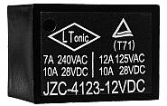 Przekaźnik JZC-4123 - 1
