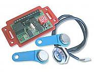 Sterownik kodowy z dotykowymi kluczami Firmy DALLAS USK223