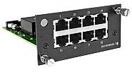 Moduł gigabitowy 8-portowy IPOX SW8GE-RJ