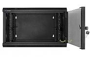 Szafa Rack 19'' 6U 600mm wisząca dwusekcyjna D6606 - 2