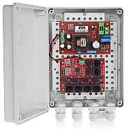 Switch PoE ATTE IP‑5‑11‑M2