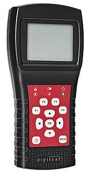 Miernik sygnału DVB-S/S2 SM-800 - 1