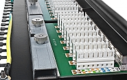 Patch panel 24-porty FTP6 19