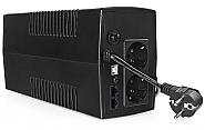 Zasilacz awaryjny UPS650-T-LI/LCD - 2
