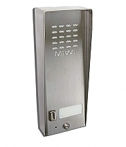 Panel domofonowy z 1 przyciskiem MIWUS 5025/1D - 1
