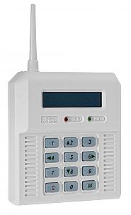 CB32GZ - Bezprzewodowa centrala alarmowa z modułem GSM - 2