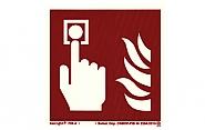 Znak ochrony przeciwpożarowej A/5 - 2