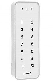 Czytnik ROGER RACS5 MCT84M-W biały