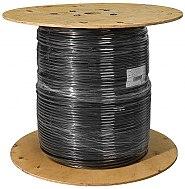 Kabel LAN F/UTP kat.6 Madex UV ŻEL