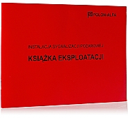 Książka eksploatacji systemu PPOŻ - 1