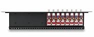 LHD-8R-EXT - Ogranicznik przepięć na koncentryk i skrętkę - 1