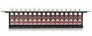 LHD-16R-EXT - Ogranicznik przepięć na koncentryk i skrętkę - 1