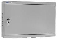 Szafa Rack 19'' 2U 120mm wisząca typu rozdzielnica W5302W - 1