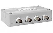 LHD-4-PRO-FPS - Ogranicznik przepięć na koncentryk i skrętkę - 1