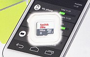 Karta microSD San Disk 128GB
