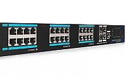 Gigabitowy switch 24-portowy UTP7524GE-POE-A1 - 4