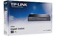 Switch gigabitowy, 8-portowy TL-SG1008 - 5