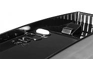 Przycisk sterowania zaczepem w unifonie cyfrowy LM-8/W-6 czarny