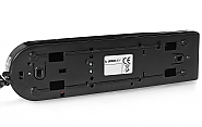 Unifon cyfrowy Laskomex  LM8/W-6 czarny spód