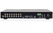 20 kanałowy (16x Analog HD i 4x IP) rejestrator HDR1622H