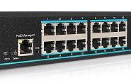 Switch PoE+ 16x RJ-45 marki IPOX