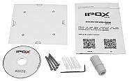 Akcesoria dostępne w zestawie z kamerą IP - PX-DZI4002-P marki IPOX