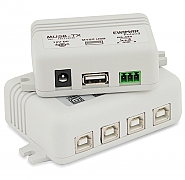 Przedłużacz myszy USB MUSB-4/1/So v3.2