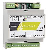 Moduł powiadomienia i sterowania GSM BasicGSM-D4M 2