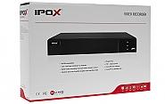 IPOX PX HDR0842H - 2-dyskowy rejestrator wielosystemowy 10TB/HDD