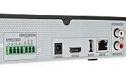 Wyjścia rejestratora IPOX NVR