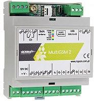 Moduł powiadomienia i sterowania GSM MultiGSM-PS D4N 2