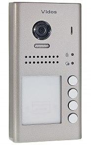 S1104A - Wieloabonentowa stacja bramowa z czytnikiem RFID