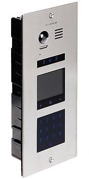 S1500DLC - Wieloabonentowa stacja bramowa z zamkiem szyfrowym i wyświetlaczem LCD