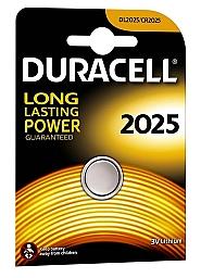 Bateria CR2025 DURACELL