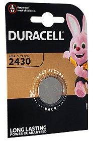 Bateria litowa CR2430 DURACELL