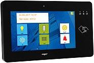 Wewnętrzny graficzny panel dotykowy z czytnikiem Mifare MD70
