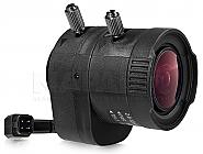 Obiektyw megapikselowy Auto Iris 2.8-12 mm z korekcją IR
