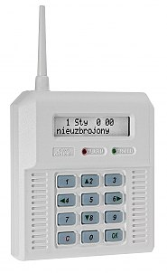 CB32B - Bezprzewodowa centrala alarmowa