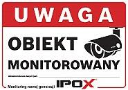 Tablica Obiekt monitorowany IPOX