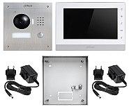 Zestaw wideodomofonowy IP VTK-VTO2000A-VTH1550CH(S)