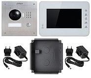 Zestaw wideodomofonowy IP VTK-VTO2000A-VTH1560BW(F)