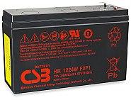Akumulator 6.4Ah/12V HR1224W F2F1