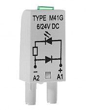 Moduł przekaźnika RM85-LED 12V 1P
