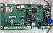 Elektronika modułu do powiadamiania GSM SATEL