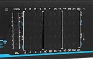 Wskaźniki pracy w switchu IPOX PX SW24 TP420 U3G